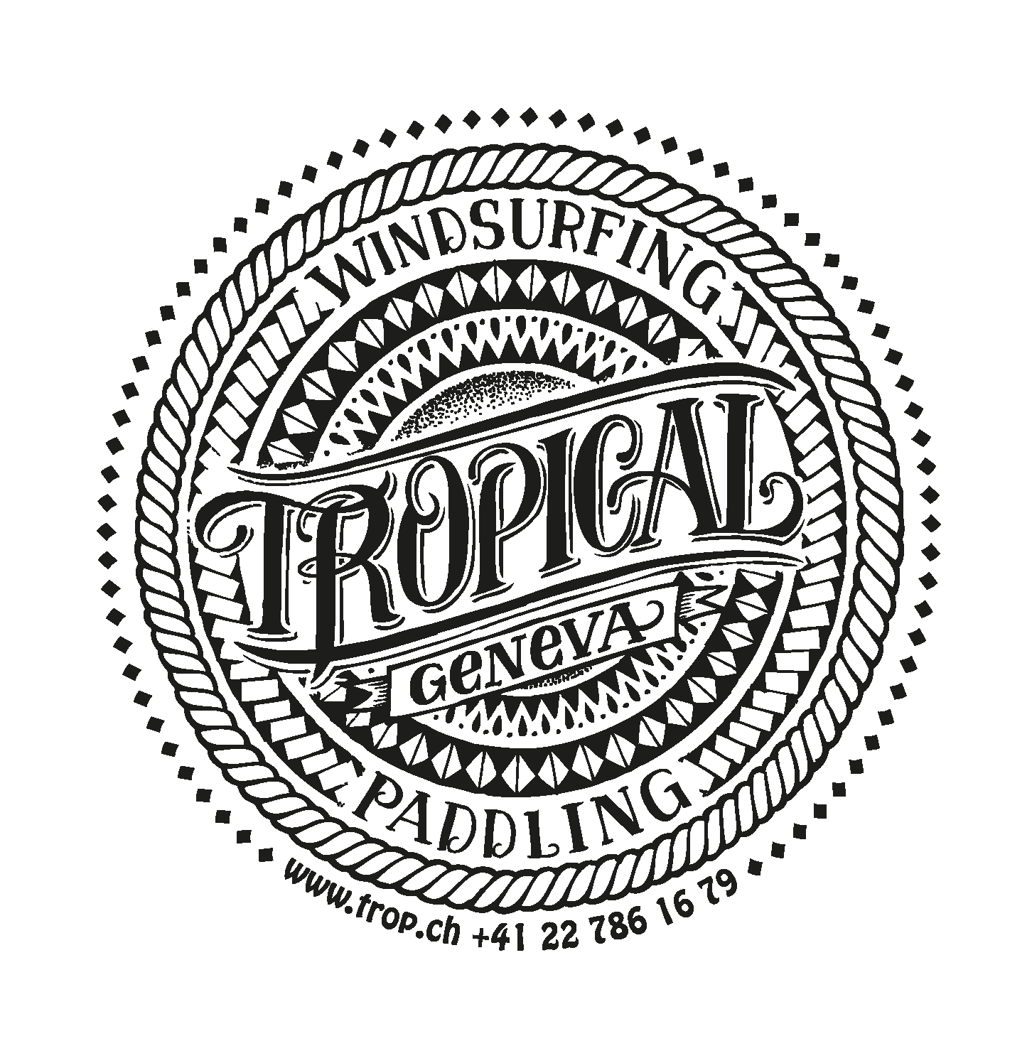 Logo Tropical Corner
